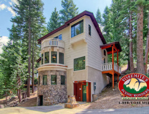 Yosemite Scenic Wonders has Yosemite cabins available for rent - Ahwahnichi Lodge