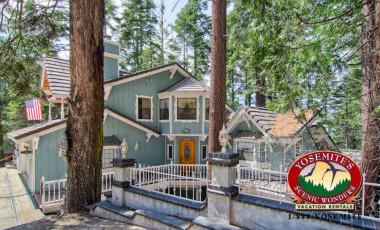 Yosemite Scenic Wonders has Yosemite cabins available for rent - Chateau Royal West