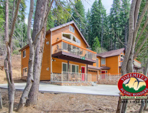 Yosemite Scenic Wonders has Yosemite cabins available for rent - Climbers Retreat