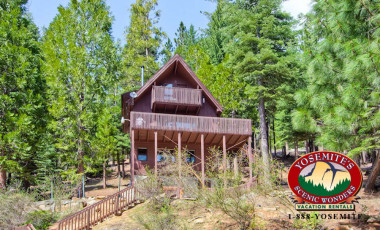 Yosemite Scenic Wonders has Yosemite cabins available for rent - Edelweiss