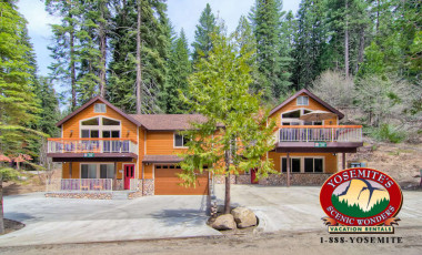 Yosemite Scenic Wonders has Yosemite cabins available for rent - Explorers Retreat