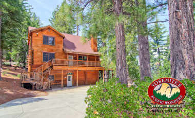 Yosemite Scenic Wonders has Yosemite cabins available for rent - Scenic Wonders & Apt.
