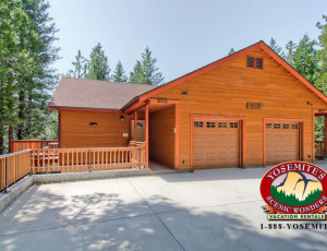 Yosemite Scenic Wonders has Yosemite cabins available for rent - Sequoias East