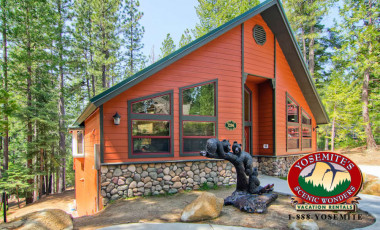 Yosemite Scenic Wonders has Yosemite cabins available for rent - Serenity Pines