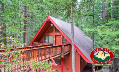 Yosemite Scenic Wonders has Yosemite cabins available for rent - Yosemite Escape