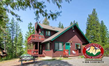 Yosemite Scenic Wonders has Yosemite cabins available for rent - Yosemite Pines