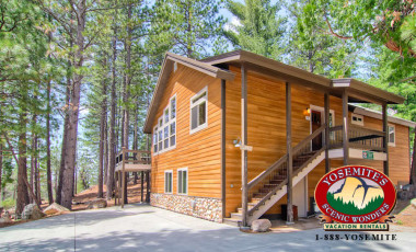 Yosemite Scenic Wonders has Yosemite cabins available for rent - Yosemite Summit & Little Summit