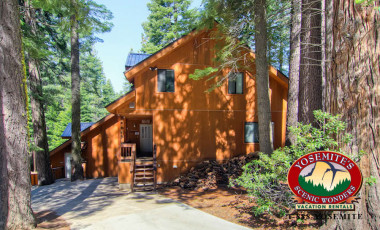 Yosemite Scenic Wonders has Yosemite cabins available for rent - Yosemite View