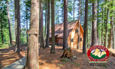 Yosemite Scenic Wonders has Yosemite cabins available for rent - Yosemite Vista