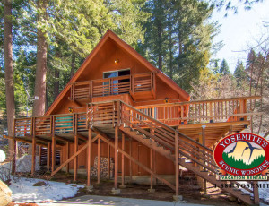 Yosemite Scenic Wonders has Yosemite cabins available for rent - Clark Cabin