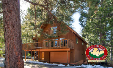 Yosemite Scenic Wonders has Yosemite cabins available for rent - Hutchings Cabin & Apt.