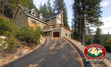 Yosemite Scenic Wonders has Yosemite cabins available for rent - Kildrummy Lodge