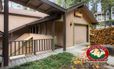Yosemite Scenic Wonders has Yosemite cabins available for rent - Fiske Cabin