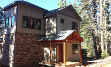 Yosemite Scenic Wonders has Yosemite cabins available for rent - Eureka