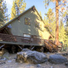 Yosemite's Creekside Birdhouse