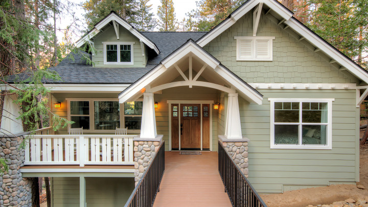 Craftsman Cottage