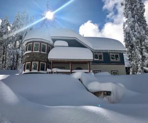 A Blue Sky Lodge