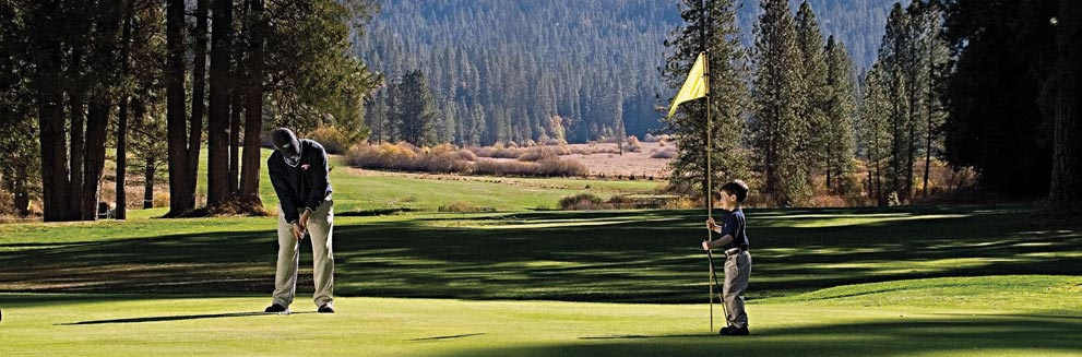Wawona Yosemite Golf Course