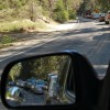 Yosemite road traffic