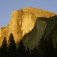 View Half Dome Near Our Yosemite Rentals