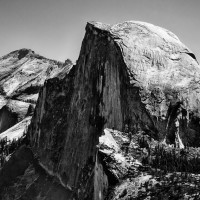 Consider How Half Dome Formed