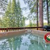 Yosemite Cabins With An Outdoor Jacuzzi